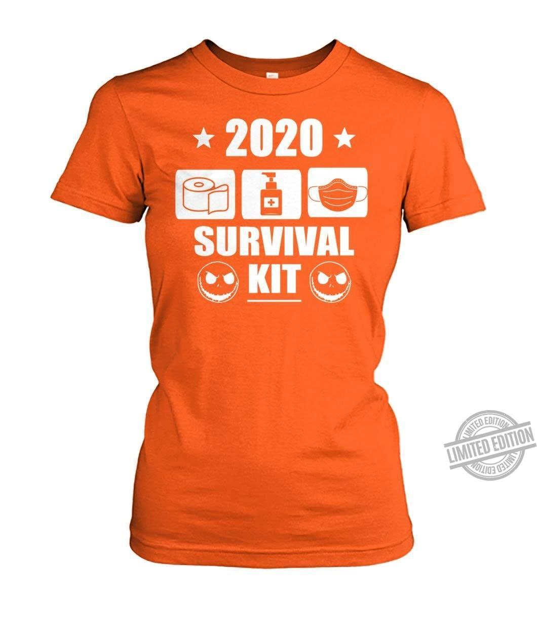 2020 Survival Kit Shirt