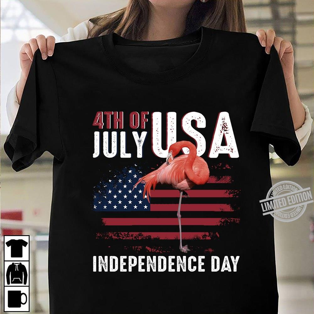4th Of July USA Independence Day Shirt