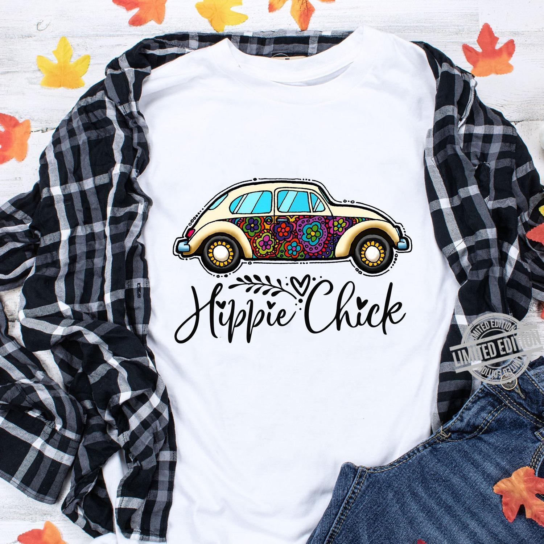 A Car Hippie Chick Shirt