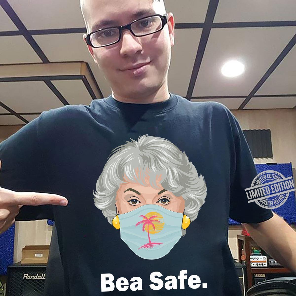 A Girl And Mask Bea Safe Shirt