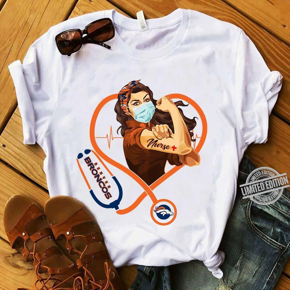A Nurse Denver Broncos Shirt