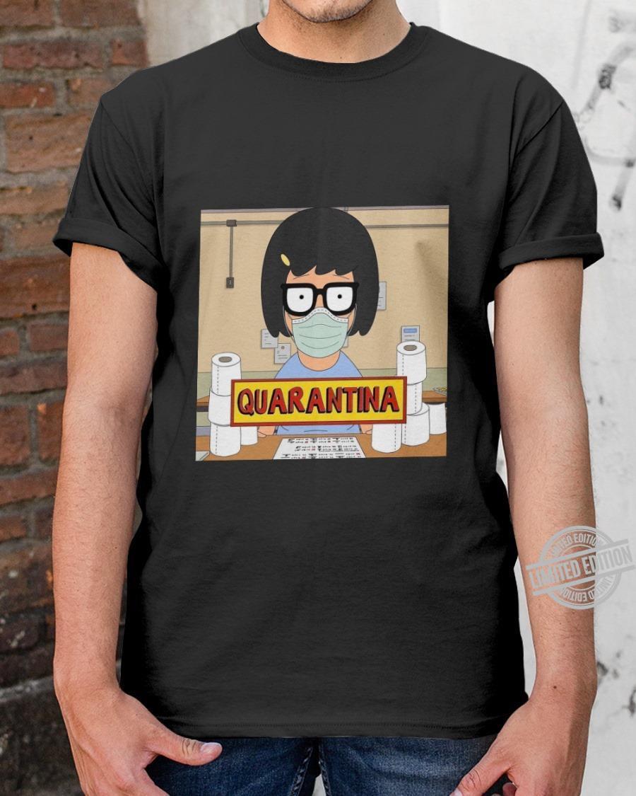 A Nurse Quarantina Shirt