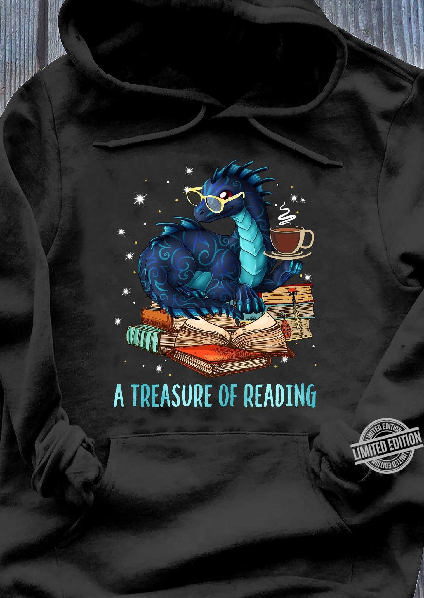 A Treasure Of Reading Shirt