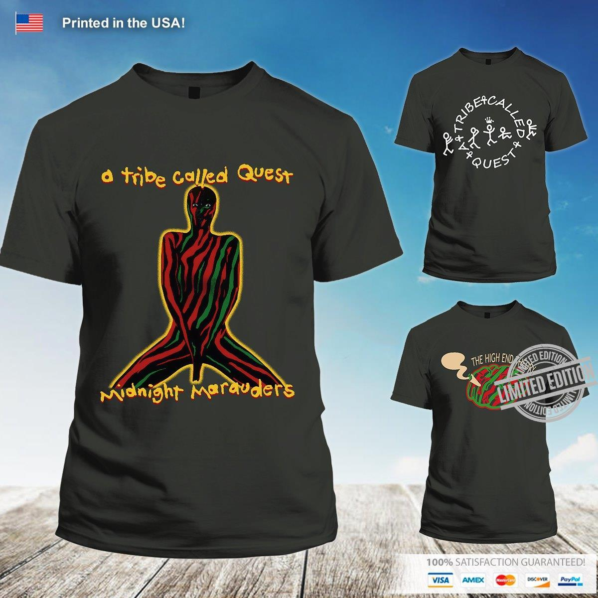 A Tribe Called Quest Midnight Marauders Shirt