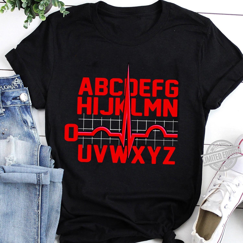 ABCDEFGHIJKLMNOUVWXYZ Shirt