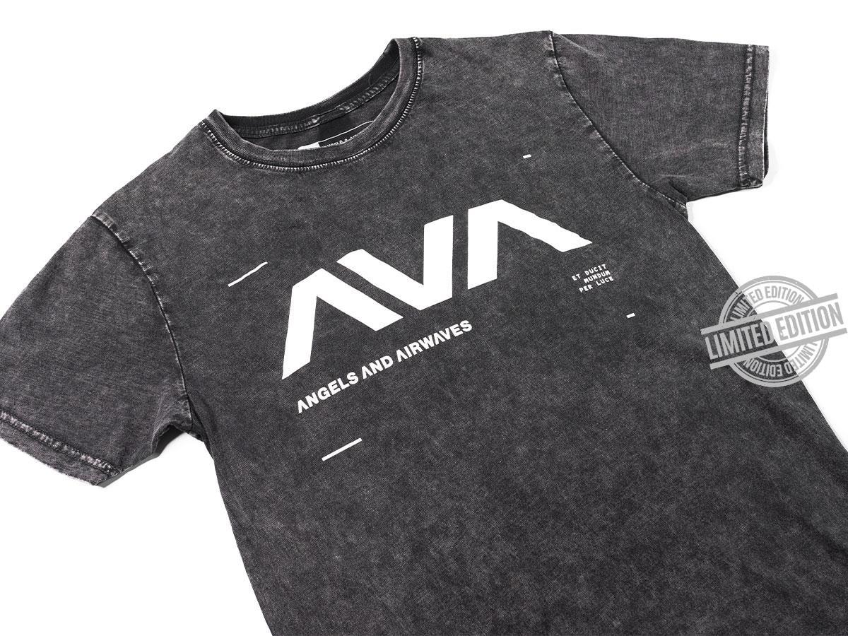 AVA Angels And Airwaves Shirt