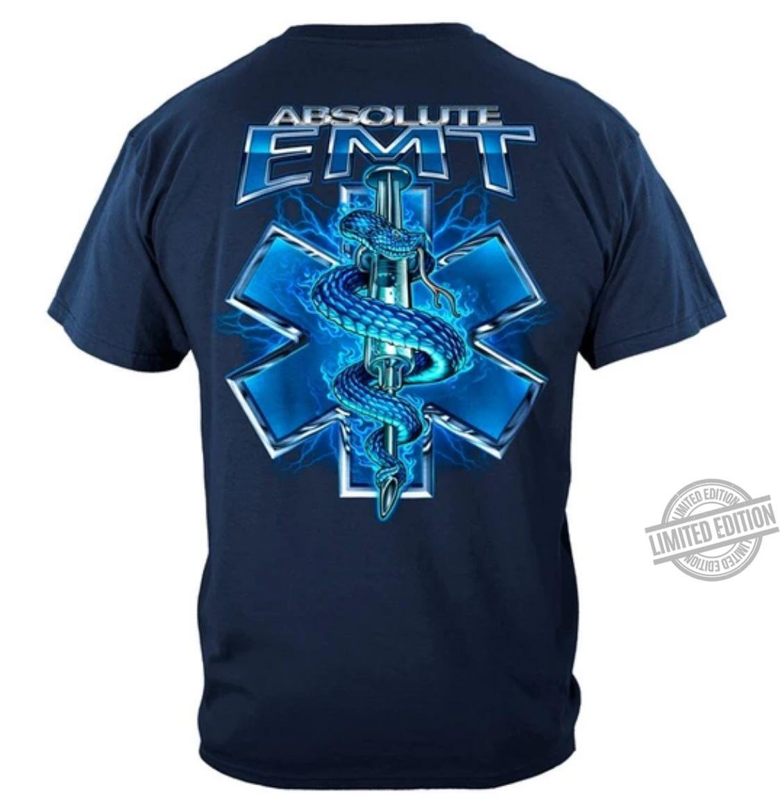 Absolute Emt Shirt