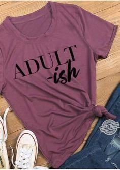 Adult Ish Shirt
