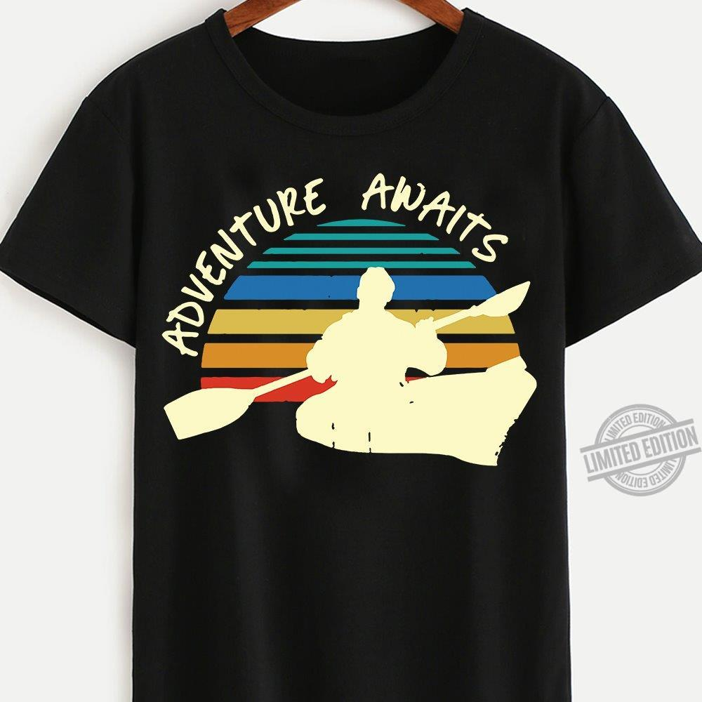 Adventure Awaits Shirt