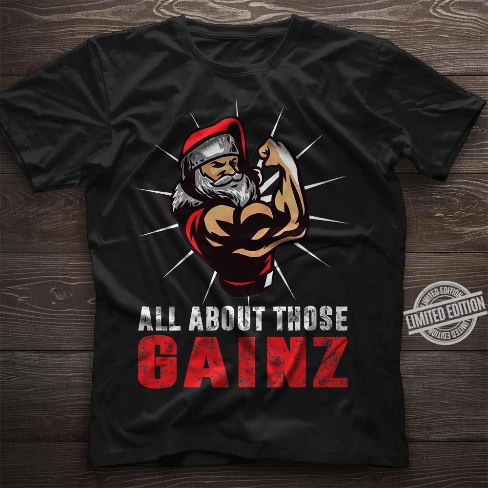 All About Those Gainz Shirt