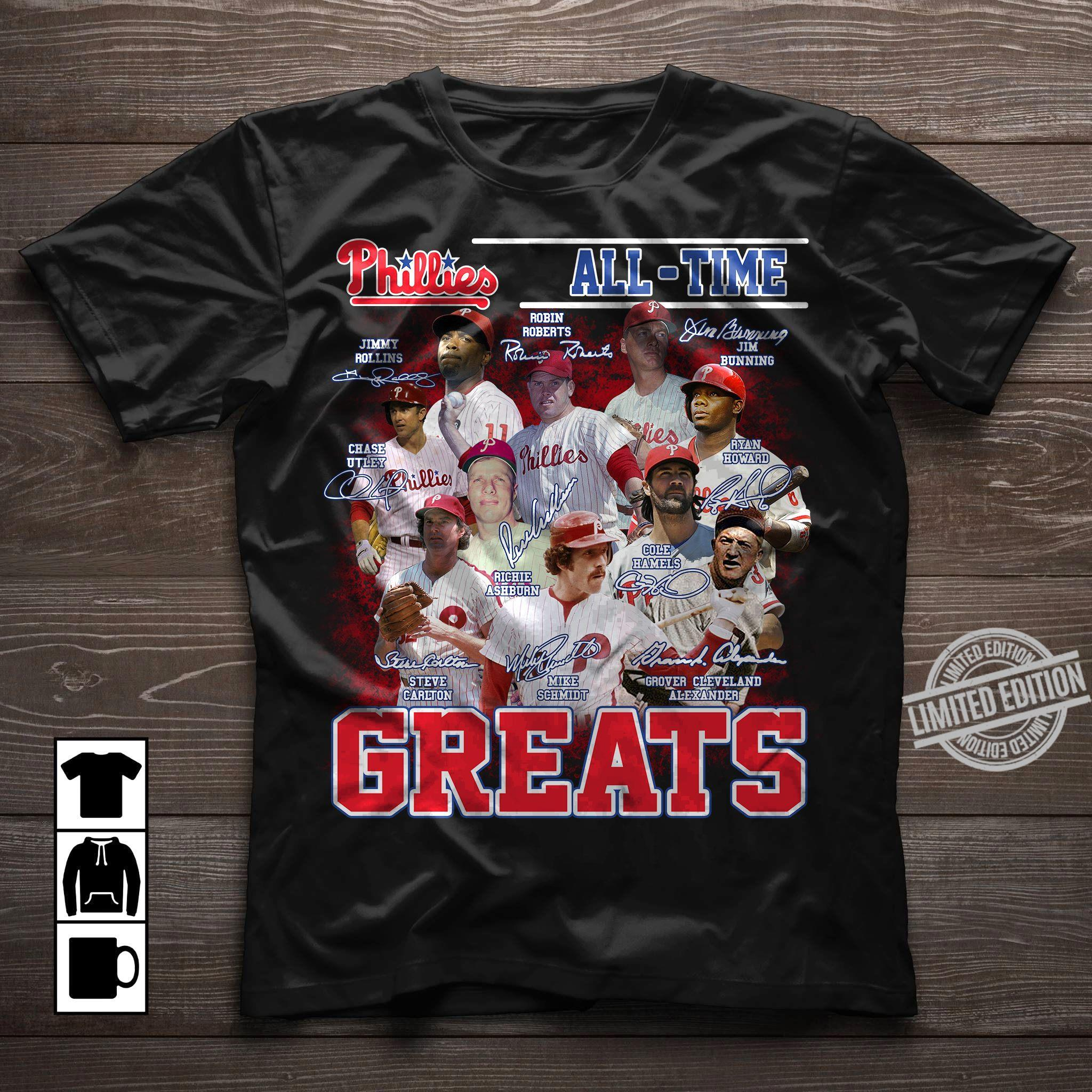 All-Time Greats Shirt