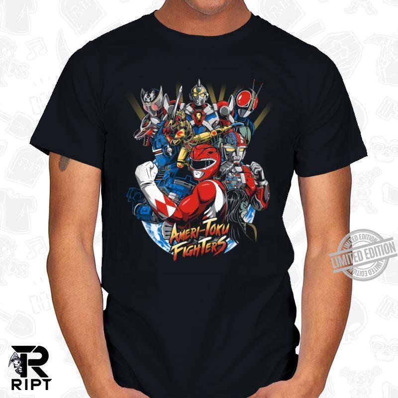 Ameri Toku Fighters Shirt