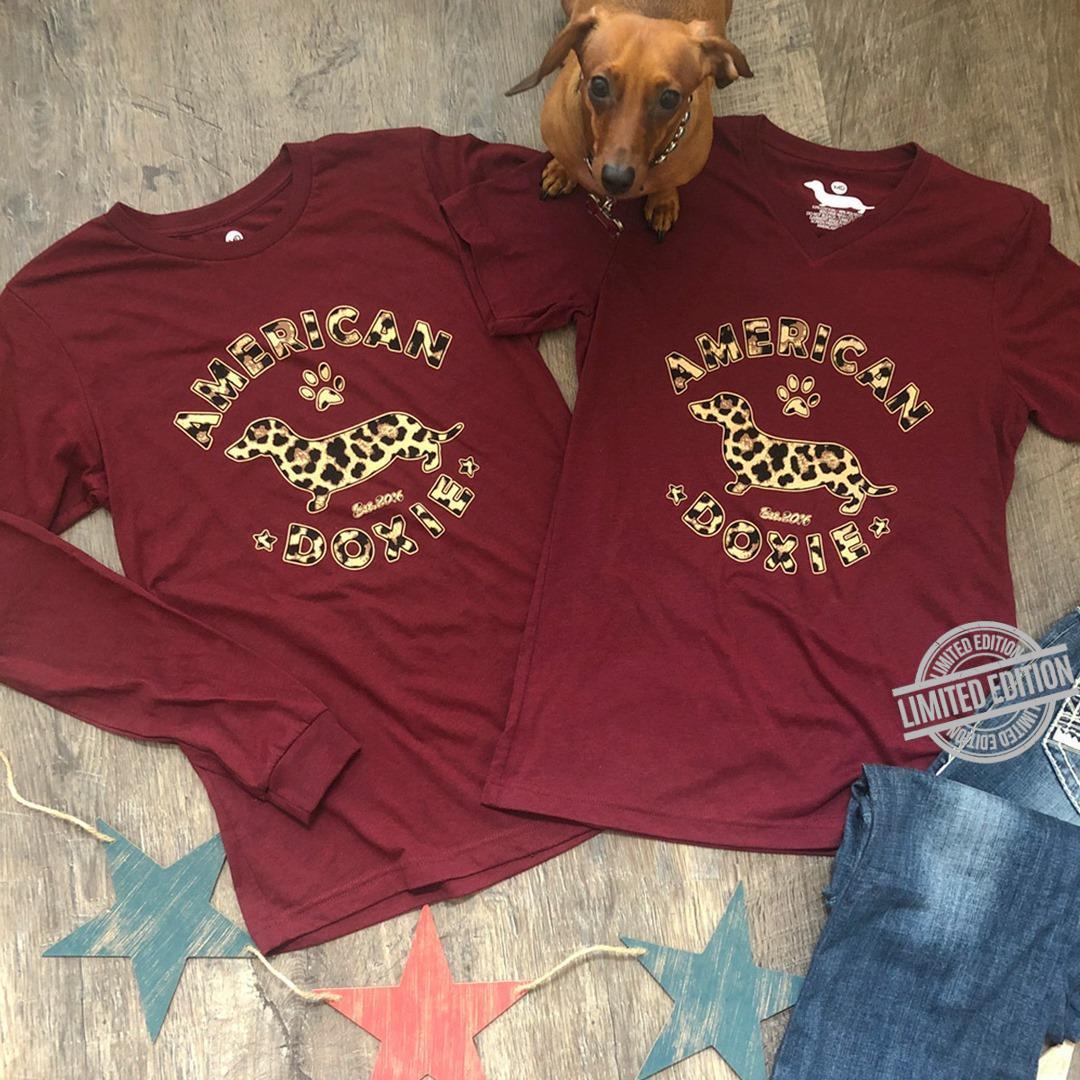 American Doxie Shirt