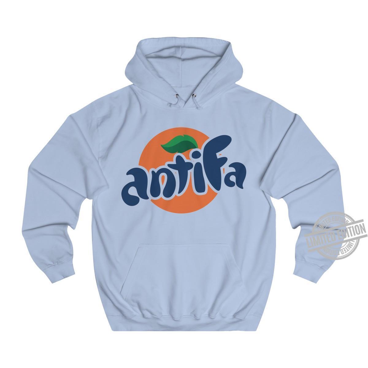 Anifa Orange Shirt