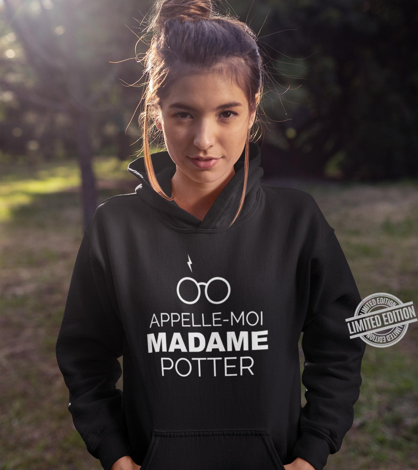 Appelle-Moi Madame Potter Shirt