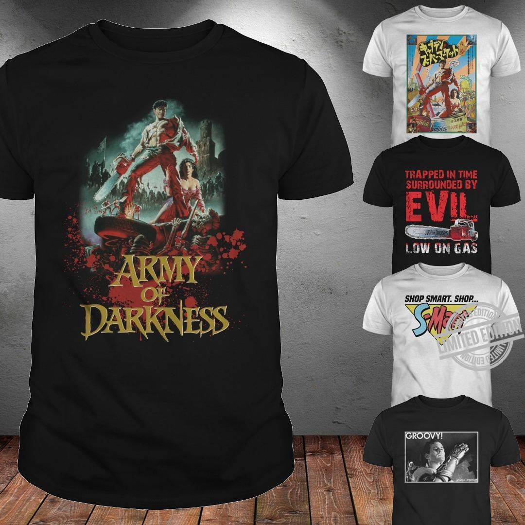 Army Of Darkness Shirt