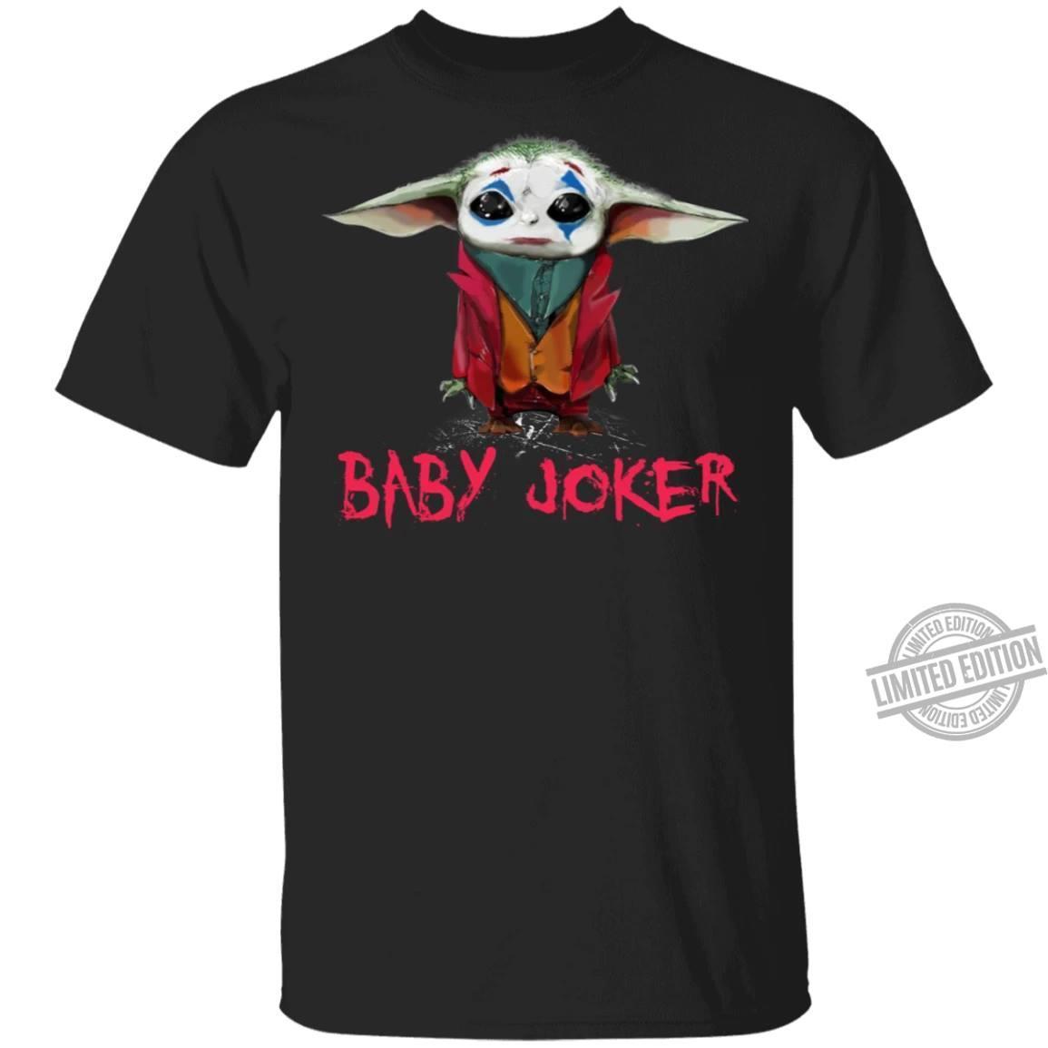 Baby Joker Shirt