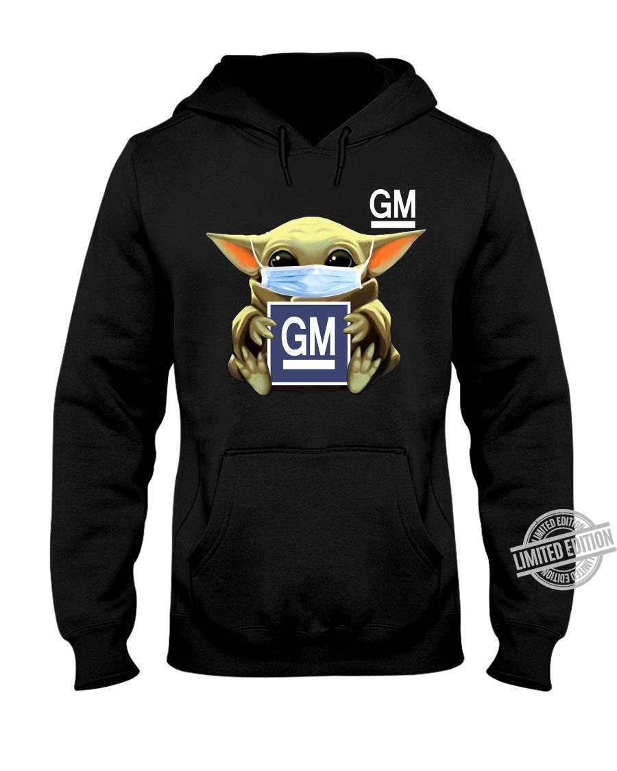 Baby Yoda And GM Shirt