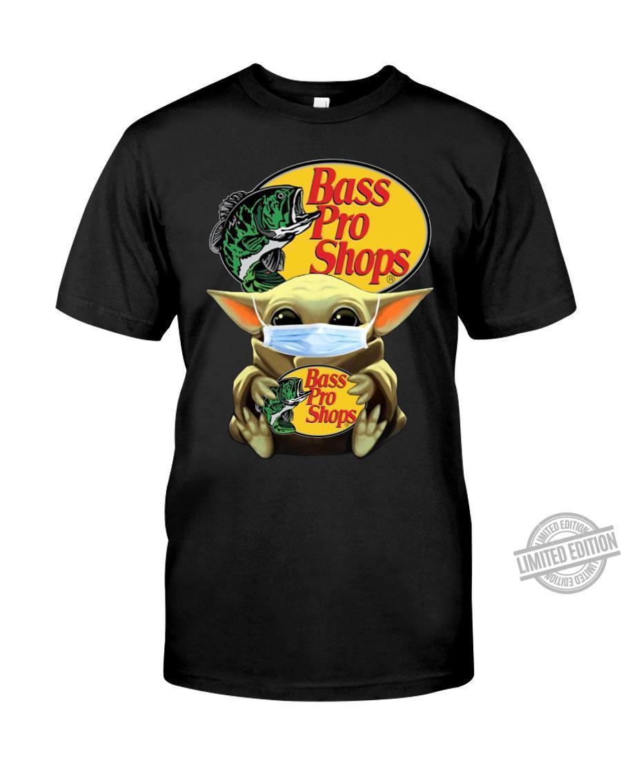 Baby Yoda Bass Pro Shops Shirt